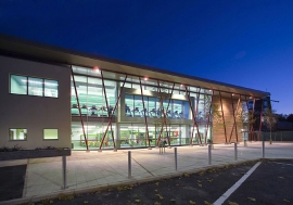 Leisure Centre Extension and Refurbishment